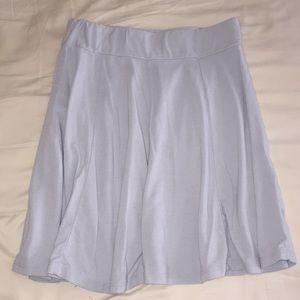 Light Blue Brandy Melville Skirt